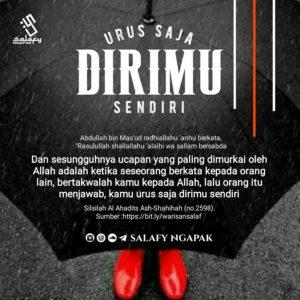 Poster Dakwah Salafy Ngapak 348