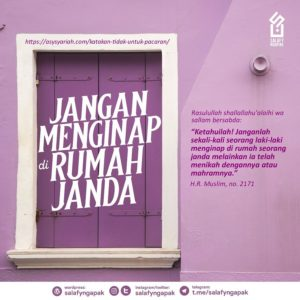 Poster Dakwah Salafy Ngapak 350
