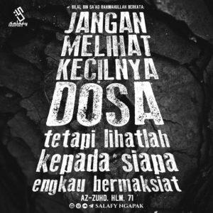 Poster Dakwah Salafy Ngapak 36
