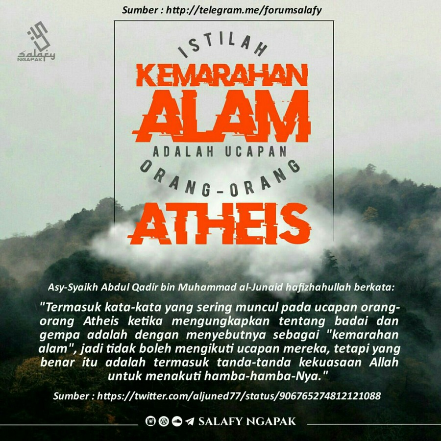 Poster Dakwah Salafy Ngapak 402