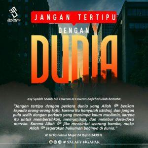 Poster Dakwah Salafy Ngapak 408