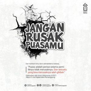 Poster Dakwah Salafy Ngapak 467