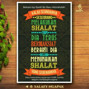 Poster Dakwah Salafy Ngapak 47