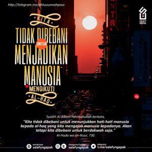 Poster Dakwah Salafy Ngapak 475