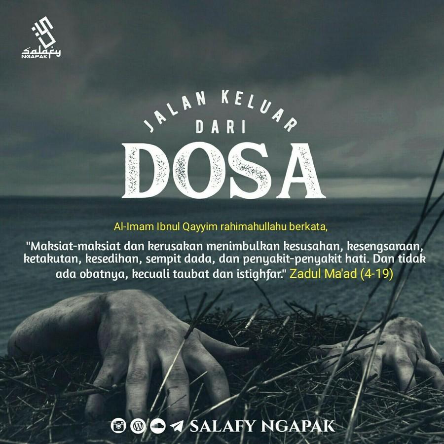 Poster Dakwah Salafy Ngapak 497