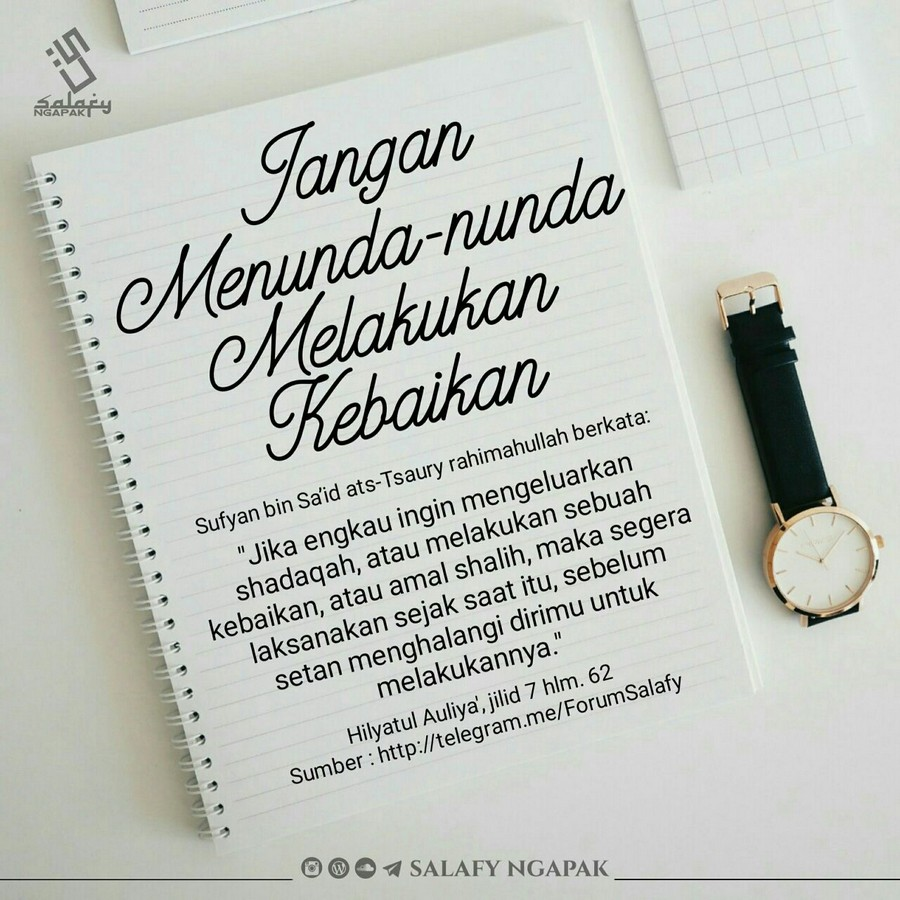 Poster Dakwah Salafy Ngapak 503