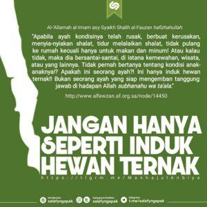 Poster Dakwah Salafy Ngapak 518
