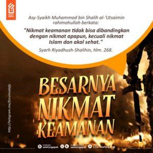 Poster Dakwah Salafy Ngapak 532