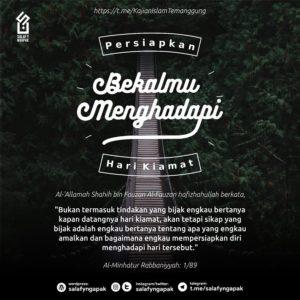 Poster Dakwah Salafy Ngapak 539