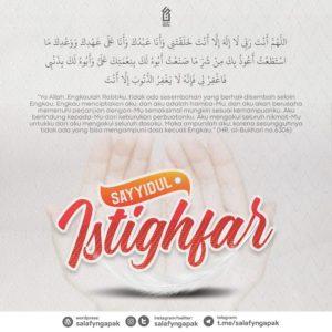 Poster Dakwah Salafy Ngapak 544