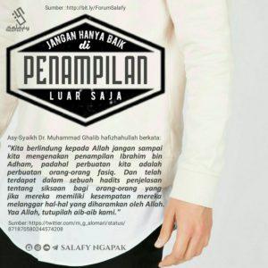 Poster Dakwah Salafy Ngapak 556