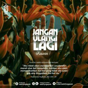 Poster Dakwah Salafy Ngapak 565