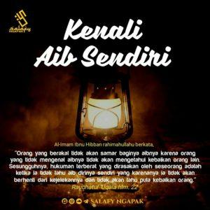 Poster Dakwah Salafy Ngapak 573