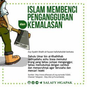 Poster Dakwah Salafy Ngapak 580