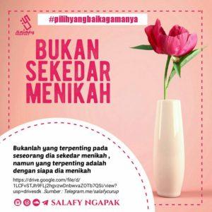 Poster Dakwah Salafy Ngapak 646