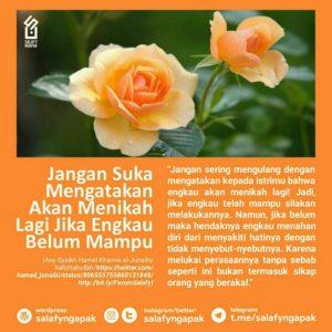 Poster Dakwah Salafy Ngapak 689