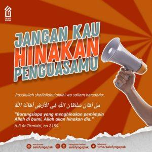 Poster Dakwah Salafy Ngapak 693