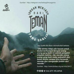Poster Dakwah Salafy Ngapak 695