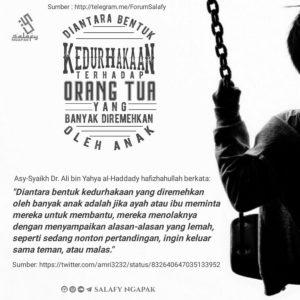 Poster Dakwah Salafy Ngapak 714
