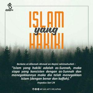 Poster Dakwah Salafy Ngapak 739
