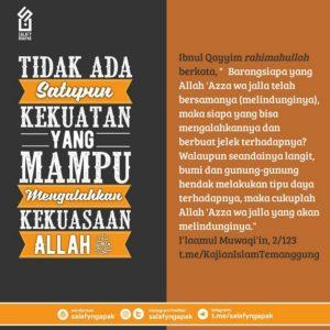 Poster Dakwah Salafy Ngapak 740