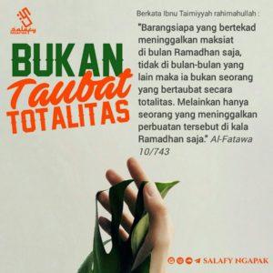Poster Dakwah Salafy Ngapak 748