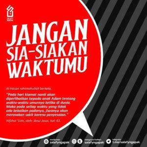 Poster Dakwah Salafy Ngapak 758