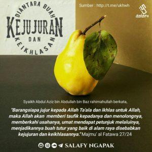 Poster Dakwah Salafy Ngapak 76