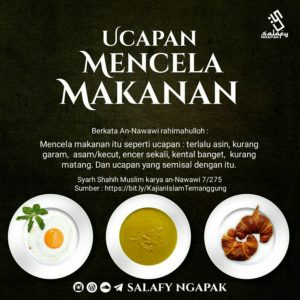 Poster Dakwah Salafy Ngapak 77