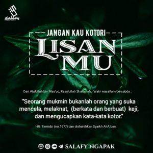 Poster Dakwah Salafy Ngapak 775