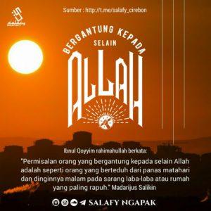 Poster Dakwah Salafy Ngapak 786