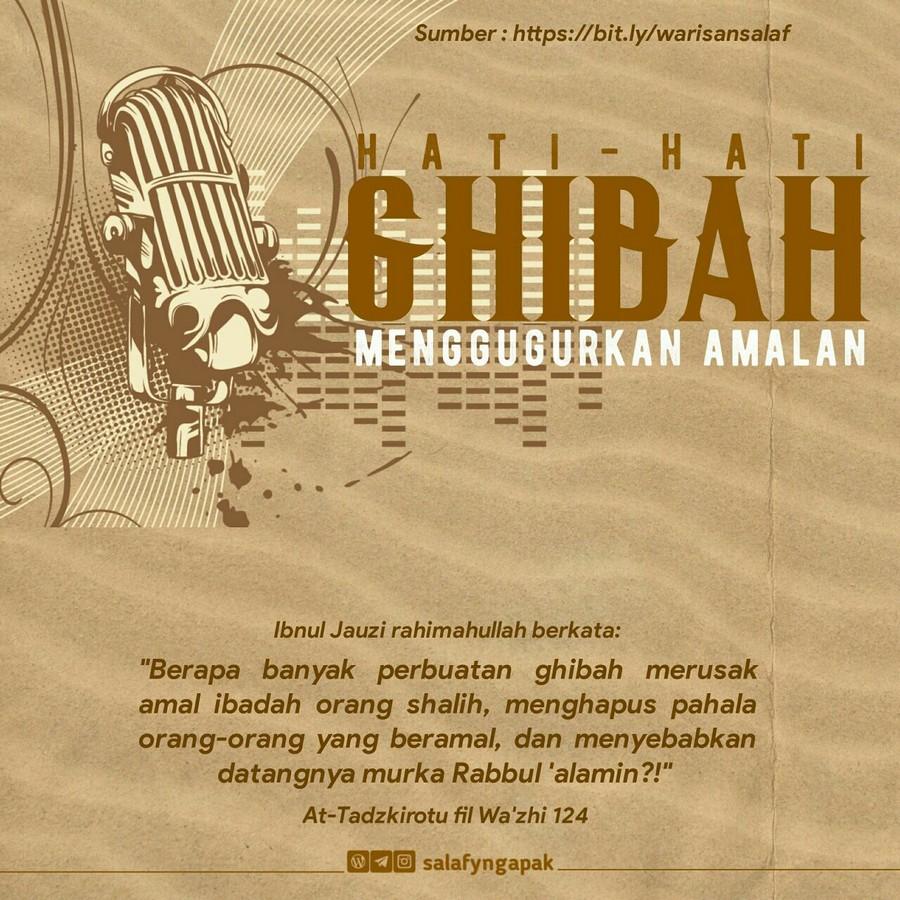 Poster Dakwah Salafy Ngapak 79