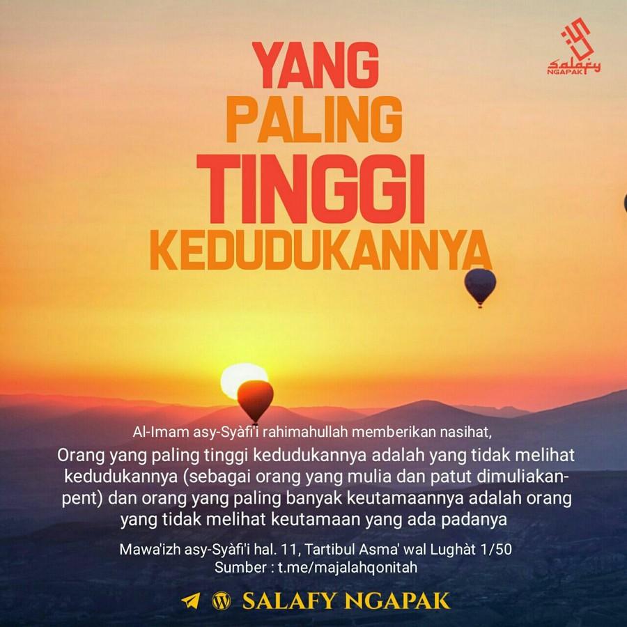 Poster Dakwah Salafy Ngapak 806