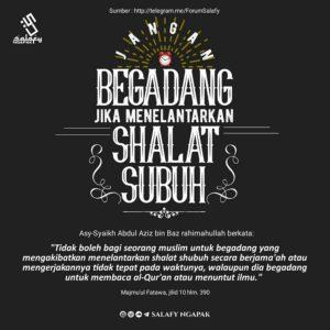 Poster Dakwah Salafy Ngapak 807