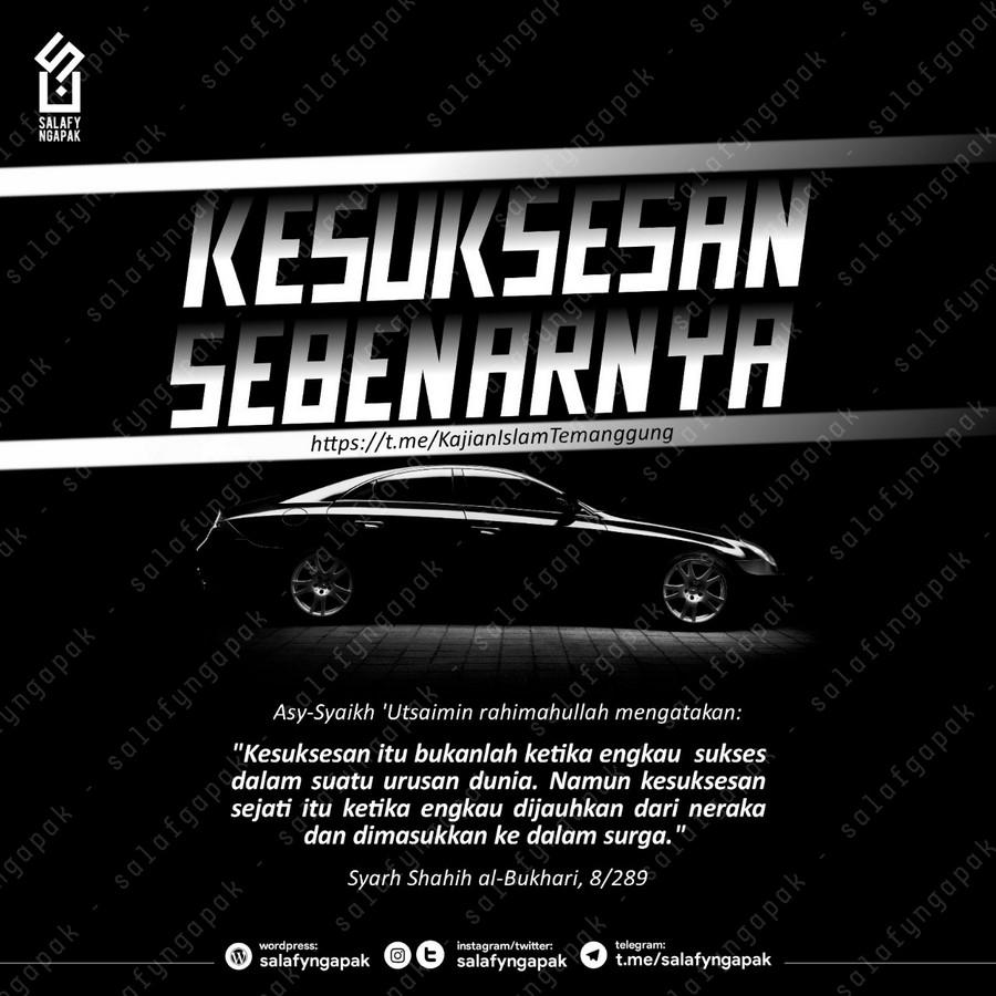 Poster Dakwah Salafy Ngapak 825
