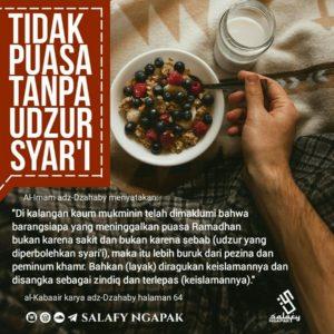 Poster Dakwah Salafy Ngapak 84