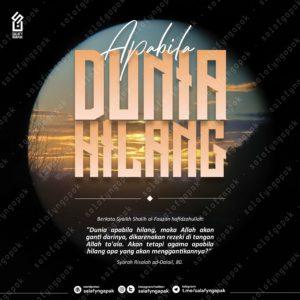 Poster Dakwah Salafy Ngapak 870