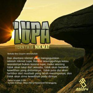 Poster Dakwah Salafy Ngapak 877