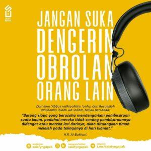 Poster Dakwah Salafy Ngapak 897