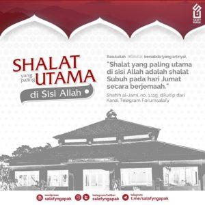 Poster Dakwah Salafy Ngapak 906