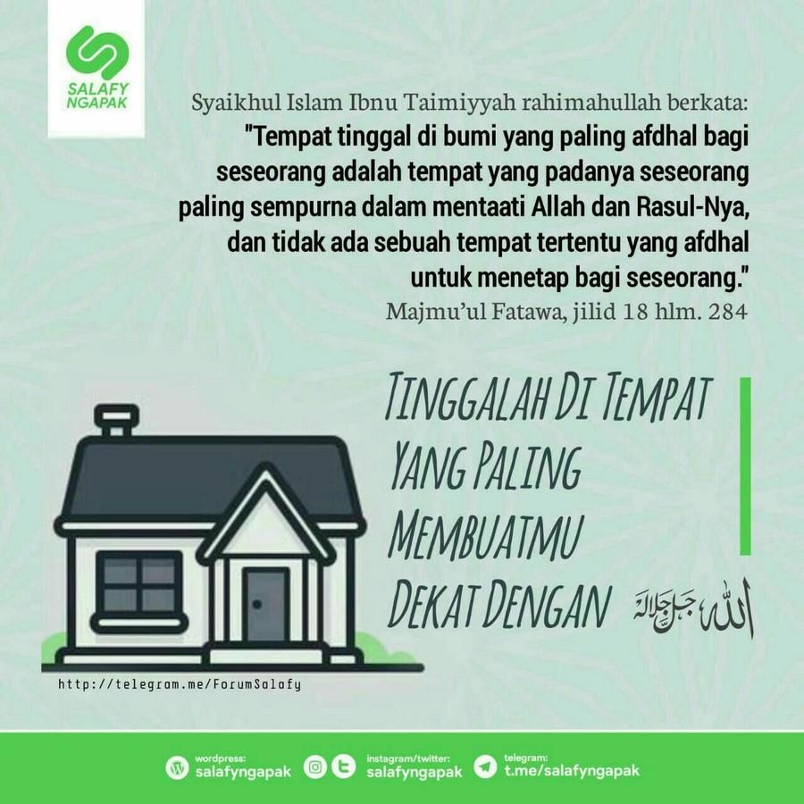Poster Dakwah Salafy Ngapak 909