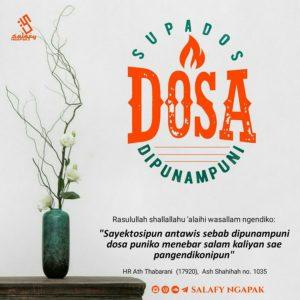 Poster Dakwah Salafy Ngapak 923