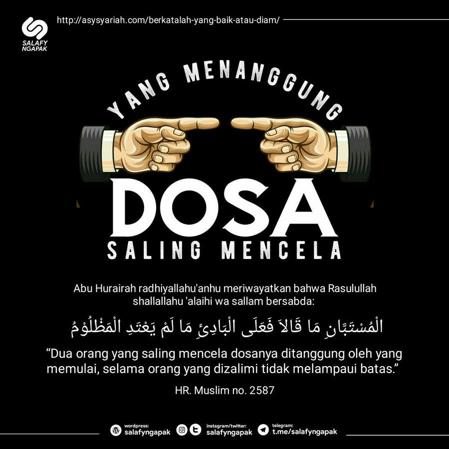 Poster Dakwah Salafy Ngapak 953