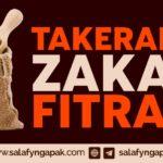 Takerane Zakat Fitrah