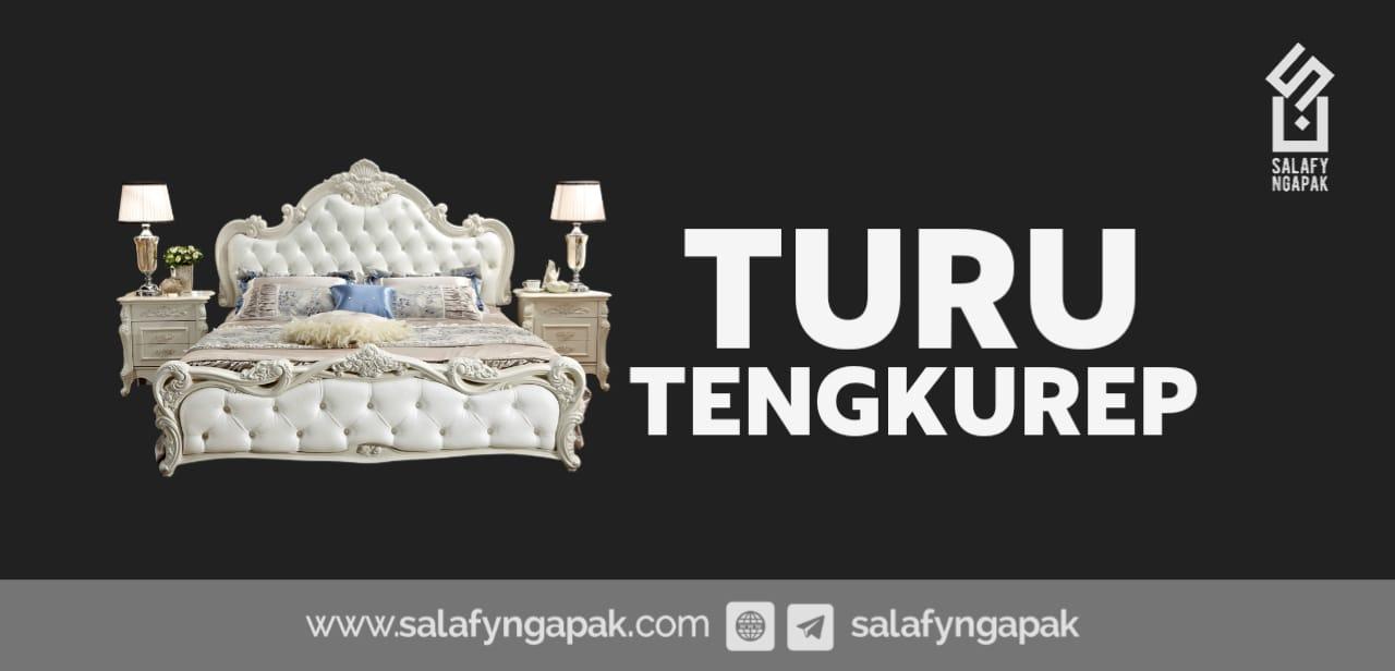 Turu Tengkurep (Tidur Tengkurap)