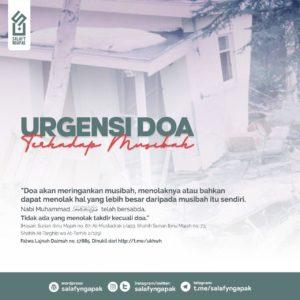 Urgensi Doa