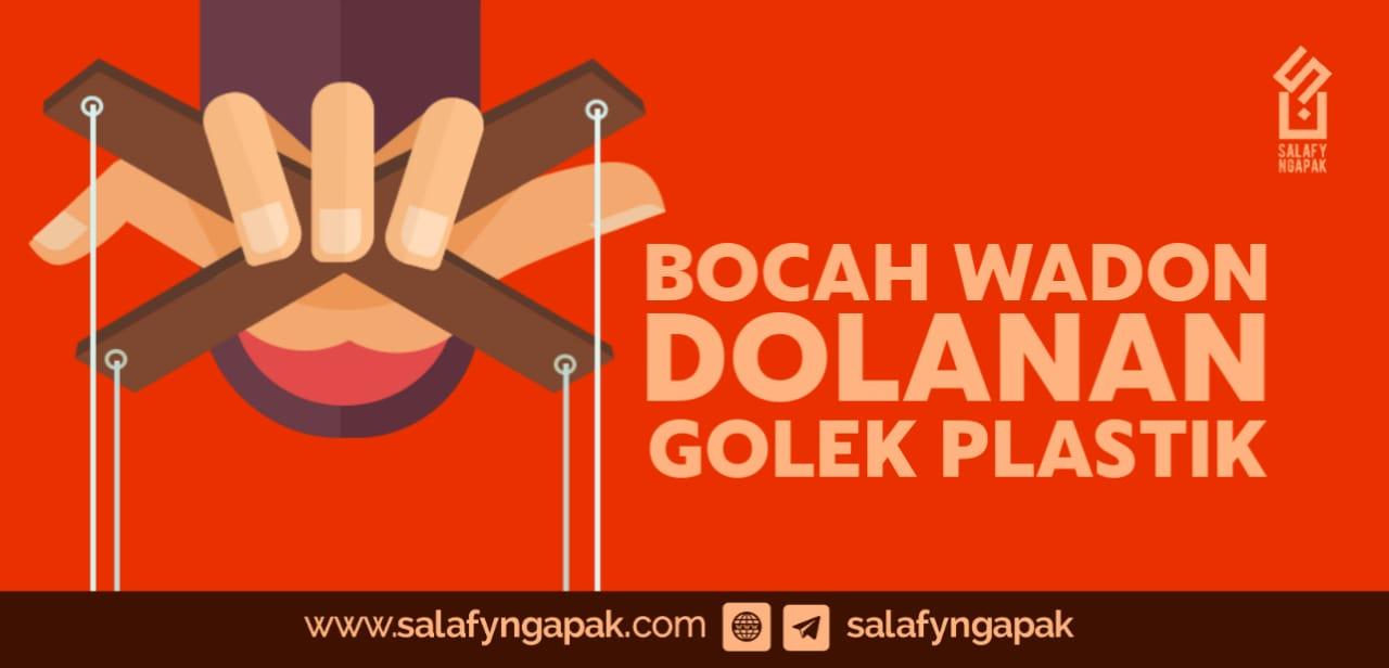 Bocah Wadhon Dolanan Golek Plastik