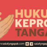 Hukum Keprok Tangan (Hukum Tepuk Tangan)