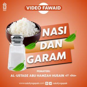 Nasi dan Garam